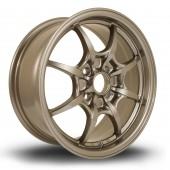 """Rota Circuit 8 15x6.5"""" 4x100 ET40, Bronze"""