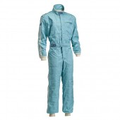 Combinaison Sparco Vintage Classic - Bleue (FIA)