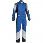 Combinaison Sparco Grip RS-4 - Bleue (FIA)