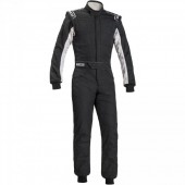 Combinaison Sparco Sprint RS-2.1 - Noire & Blanche (FIA)