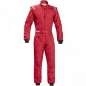 Combinaison Sparco Sprint RS-2.1 - Rouge (FIA)