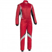 Combinaison Sparco Superspeed RS-9 - Rouge (FIA)