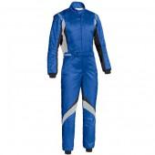 Combinaison Sparco Superspeed RS-9 - Bleue (FIA)