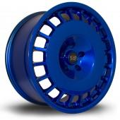 "Rota D154 18x8.5"" 5x100 ET30, Bleu"