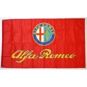 Drapeau Alfa Romeo (85x150cm)