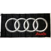 Drapeau Audi (70x145cm)