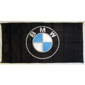 Drapeau BMW Noir