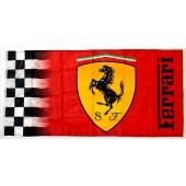 Drapeau Ferrari (70x145cm)