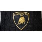 Drapeau Lamborghini (70x150cm)