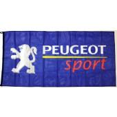 Drapeau Peugeot Sport (70x150cm)