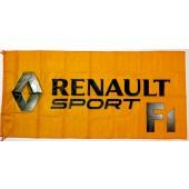 Drapeau Renault Sport (70x150cm)