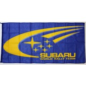 Drapeau Subaru Rally (70x150cm)
