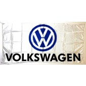 Drapeau Volkswagen  (70x145cm)
