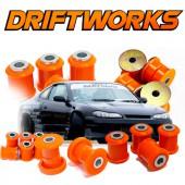 Silentblocs Polyuréthane Driftworks pour Nissan 200SX, 300ZX et Skyline