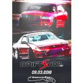 DriftShop Day #9, Anneau du Rhin, 9 mars 2018