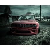 Pare-Choc Avant Rocket Bunny pour BMW E30