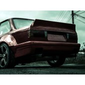 Pare-Choc Arrière Rocket Bunny pour BMW E30
