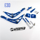 "Kit Grand Angle Wisefab ""FD Legal"" pour BMW E30"