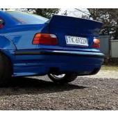 Pare-Choc Arrière en Fibre pour BMW E36