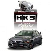 Kit Spécifique Dump Valve HKS Super SQV IV pour Mitsubishi Lancer Evo 8 (VIII)