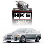 Kit Spécifique Dump Valve HKS Super SQV IV pour Mitsubishi Lancer Evo 5 (V)