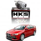 Kit Spécifique Dump Valve HKS Super SQV IV pour Mitsubishi Lancer Evo 10 (X)