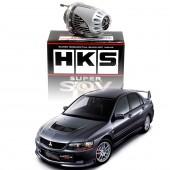Kit Spécifique Dump Valve HKS Super SQV IV pour Mitsubishi Lancer Evo 9 (IX)