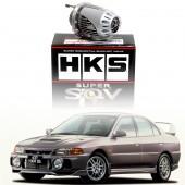 Kit Spécifique Dump Valve HKS Super SQV IV pour Mitsubishi Lancer Evo 4 (IV)
