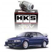 Kit Spécifique Dump Valve HKS Super SQV IV pour Mitsubishi Lancer Evo 6 (VI)