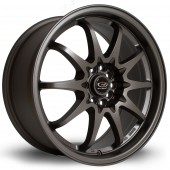 "Rota Fighter 17x8"" 5x100/114.3 ET48, Bronze Mat"