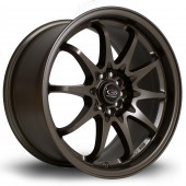 "Rota Fighter 17x9"" 5x100/114.3 ET50, Bronze Mat"