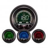 Mano-Voltmètre ProSport Evo (Digital, 4 Couleurs)