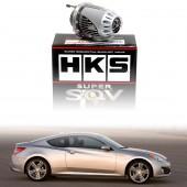 Kit Spécifique Dump Valve HKS Super SQV IV pour Hyundai Genesis Coupé