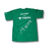 T-Shirt Tein Vert Taille M