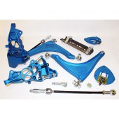 "Kit Grand Angle Wisefab ""FD Legal"" pour Totoya GT86"