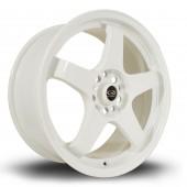 "Rota GTR 17x7.5"" 4x108 ET45, Blanc"