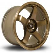 "Rota GTR 17x9"" 4x114.3 ET25, Bronze"