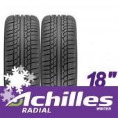 Pneus Achilles W101X XL M+S 215/40 R18 89V (la paire)