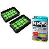 Filtres à Air HKS Super Hybrid Filters pour Nissan GT-R