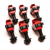 Bobines Renforcées HP Ignition pour Nissan RB20DET (R32), RB25DET Spec 1 & RB26DETT (R33)