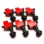 Bobines Renforcées HP Ignition pour Nissan RB25DET Spec 2 (R33), RB26DETT (R34)