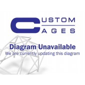 Arceau Custom Cages Multipoints CDS pour Mazda MX-5 NA