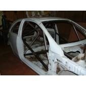 Arceau Custom Cages Multipoints CDS pour Opel Corsa (2000-2006) (FIA)