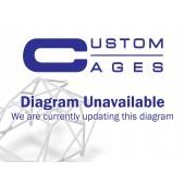 Arceau Custom Cages Historique CDS pour Opel Kadett Coupé (1973-1979)