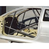 Arceau Custom Cages Multipoints T45 pour Peugeot 206 (FIA)