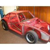 Arceau Custom Cages Historique T45 pour Porsche 911 964 (Barres latérales simples)