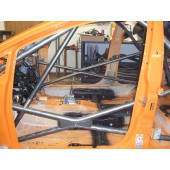 Arceau Custom Cages Multipoints T45 pour Seat Leon Cupra II