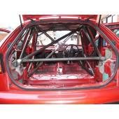 Arceau Custom Cages Multipoints T45 pour Seat Leon Cupra I