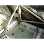 Arceau Custom Cages Groupe N T45 pour Subaru Impreza GC8 (2 portes) (FIA)