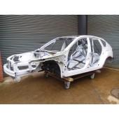 Arceau Custom Cages Groupe N pour Subaru Impreza GRB/GVB (FIA)
